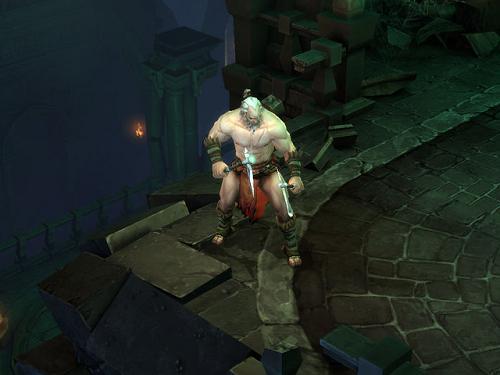 Imagem do jogo Diablo 3