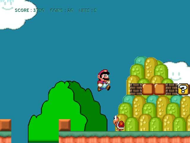 Mega Mario 1.5