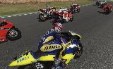 Tela do jogo MotoGP 8