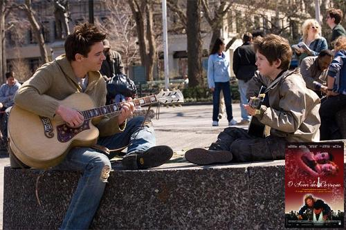 Imagem do filme Som do Coração