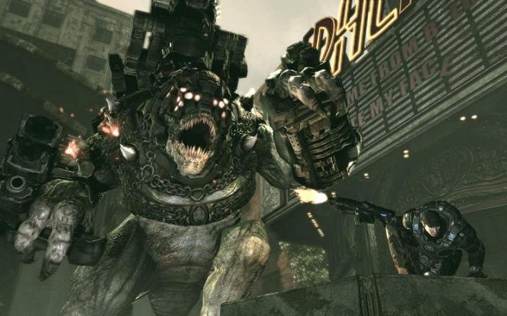 Screenshots de Gears of War!