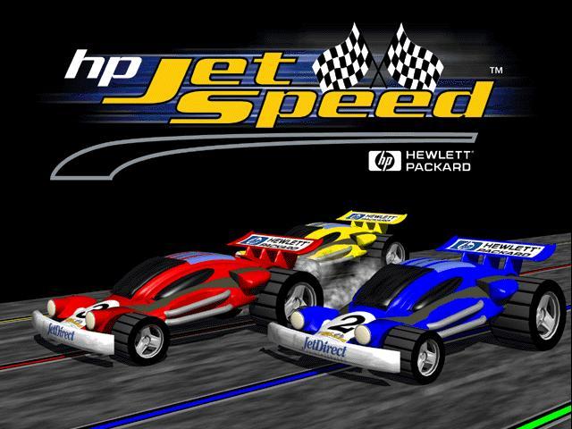 Tela do jogo JetSpeed