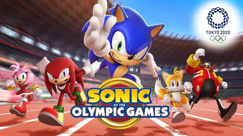 Sonic at the Olympic Games