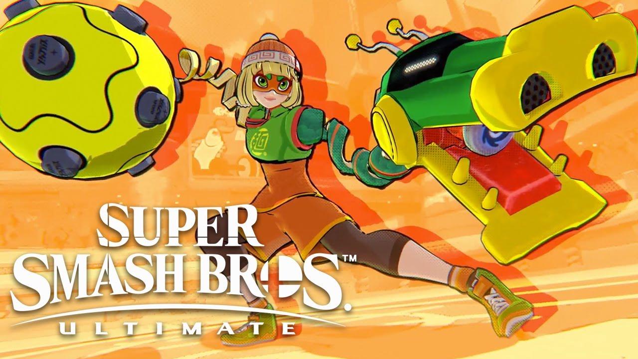 Super Smash Bros. Ultimate - Min Min